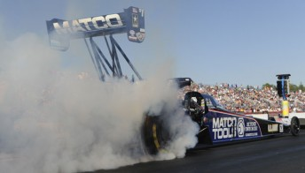Antron Brown took the NHRA Gatornationals win in Gainesville