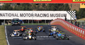 The F3 field at Bathurst last year