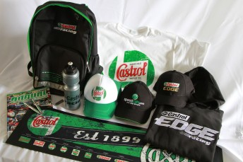 GR8 picks up this fantastic prize pack for his round win!