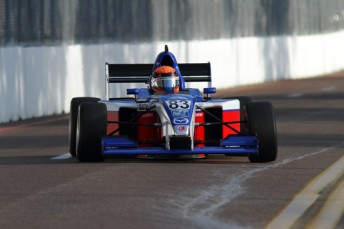 Matthew Brabham swept both races in St Petersburg
