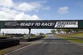 V8 Supercars will roar back into life at Pukekohe for the first time since 2007