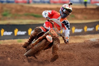 Todd Waters' dominance of MX1 continued at Murray Bridge (PIC: MotoOnline.com.au)