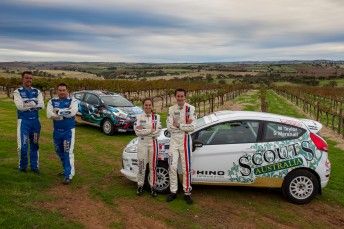 Ford Innate Motorsport to run a pair of Fiestas
