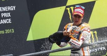 Dani Pedrosa. Pic: MotoGP