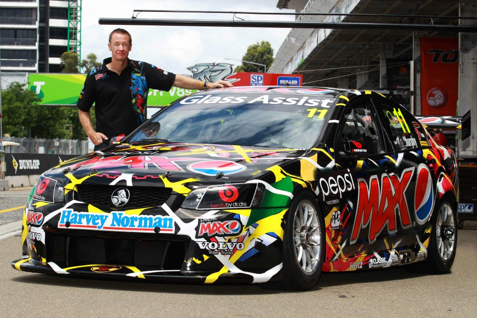 GALLERY: Pepsi Max's V8 Supercar liveries - Speedcafe
