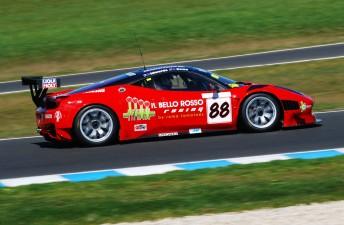The upgraded Bowe/Edwards Ferrari 458