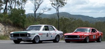 Gowland was at the coalface when the Super Falcon was built to replace the Mustang in the Australian Touring Car Championship