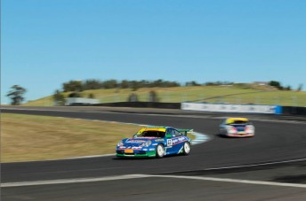 GT3 Cup Challenge cars, like that seen competing at the recent Sydney Rennsport meeting, were among those eligible for the 6 Hour