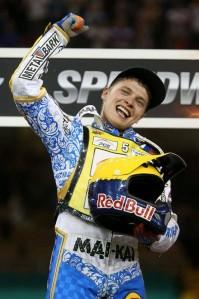 Emil Sayfutdinov took his third SGP win of the season