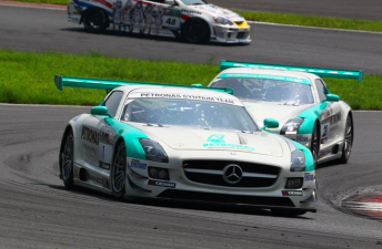 The Petronas team is aiming for its third straight Sepang title