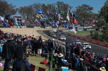 Bathurst is the ultimate test of a co-driver's mettle