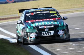 Tim Edgell to be joined by Lee Holdsworth for the V8 SuperTourer enduros