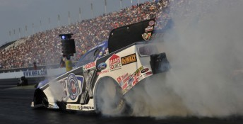 Big win for Robert Hight in Funny Car