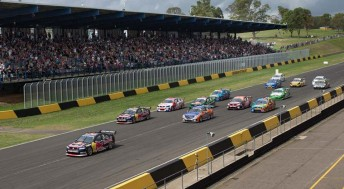 V8 Supercars race action will return to SMP next year
