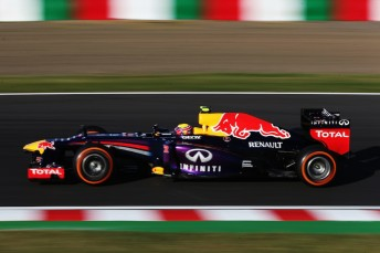 Mark Webber soars to pole at Suzuka