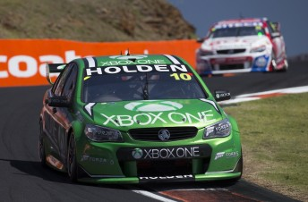 Andy Priaulx admits desire to switch full-time to V8 Supercars