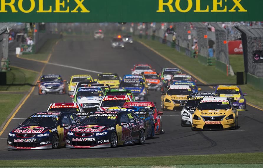 V8 TV deal paves way for points at AGP - Speedcafe