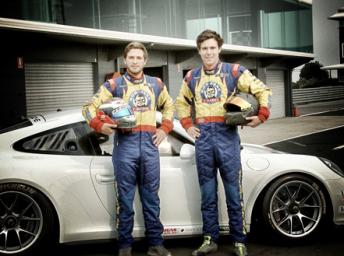 Nick Foster and Nick McBride