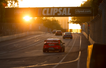 Twilight racing at the Clipsal 500