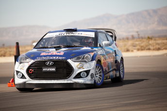 Kiwi Emma Gilmour will join Rhys Millen double-pronged Hyundai Veloster attack on the Global Rallycross Championship