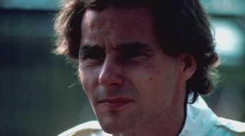 Gerhard Berger joined the local touring car stars in 1985