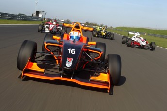 F4 ready for Silverstone opener
