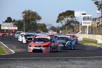 Simpson takes the Mallala clean sweep