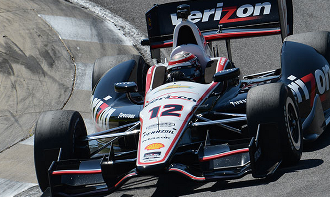 Will Power stares at Barber IndyCar hat-trick - Speedcafe