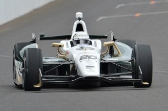 Ed Carpenter fastest in provisional qualifying