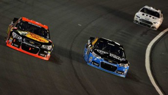 Jamie McMurray took the cash in Charlotte