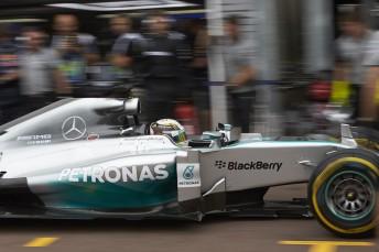 Mercedes F1 team extends partnership with Petronas