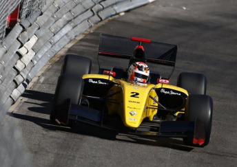 Nato dominated the FR 3.5 weekend at Monaco