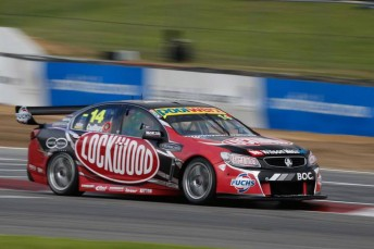 Coulthard sits third in points after 16 races