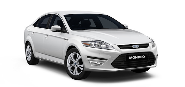 The Ford Mondeo would prove a perfect fit for V8 Supercars' Car of the Future platform