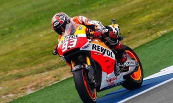 Marc Marquez storms to eighth victory of the season