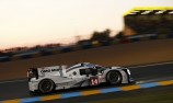 Successful first Le Mans qualifying for Porsche
