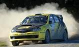 Stunning Coromandel roads for Gold Rush Rally