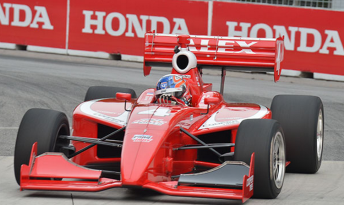 Alex Baron claims maiden Indy Lights win in Toronto