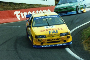 DJR is set to hark back to its 1994 Bathurst 1000 win with another retro livery