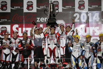 Leon Haslam, Michael van der Mark and Takumi Takahashi take the Suzuka 8 Hour