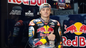 Jack Miller mindful of eliminating mistakes as he pushes for the Moto3 title