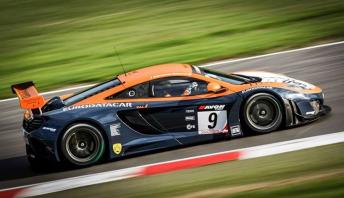 Van Gisbergen will race the Von Ryan McLaren