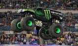 Damon Bradshaw promising a Monster Jam bonanza