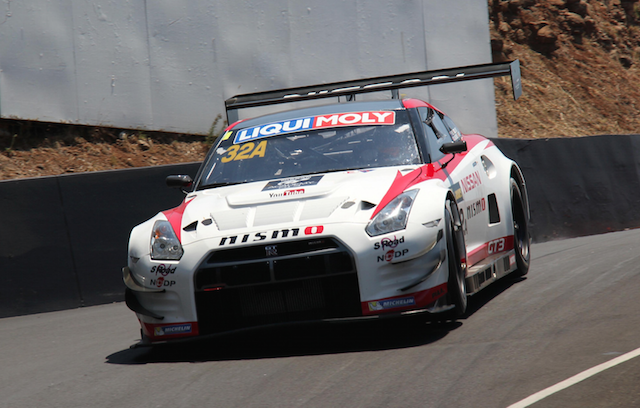 Nissan will return to the Bathurst 12 Hour in 2015 and wants to have its V8 Supercars champion Rick Kelly behind the wheel