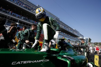 Caterham F1 given permission to miss next two races