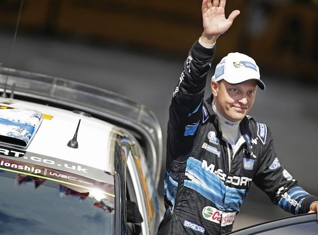 Mikko Hirvonen brings curtain down on his enduring WRC career