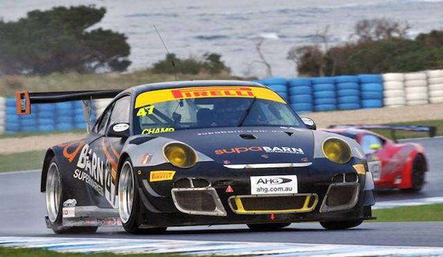 Porsche-GT3R