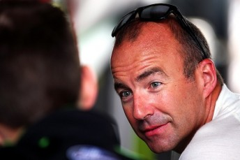Marcos Ambrose makes progress in comeback run at Sydney Olympic Park