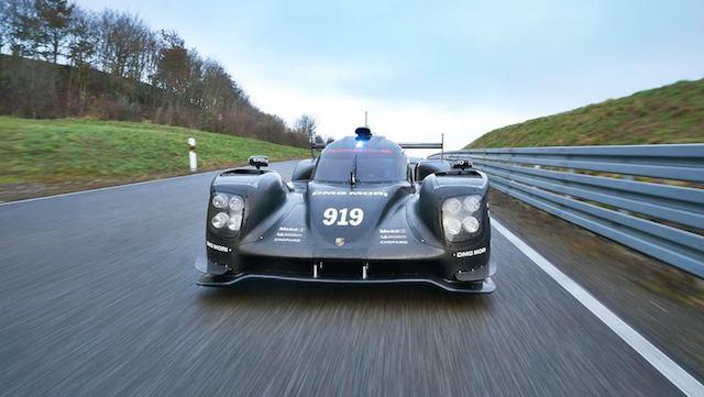 Porsche-LMP1