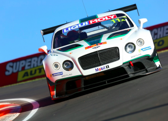 Bentley are confident of completing repairs to the heavily damaged #11 Continental GT3 ahead of final practice